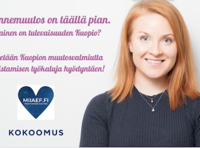 Muutosvalmis Kuopio